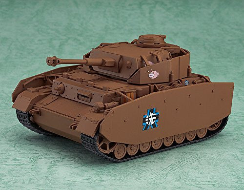 Image 3 for Girls und Panzer - Nendoroid More - Panzer IV Ausf. D (H Spec) (Good Smile Company)