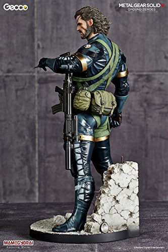 Image 8 for Metal Gear Solid V: Ground Zeroes - Naked Snake - 1/6 (Gecco, Mamegyorai)