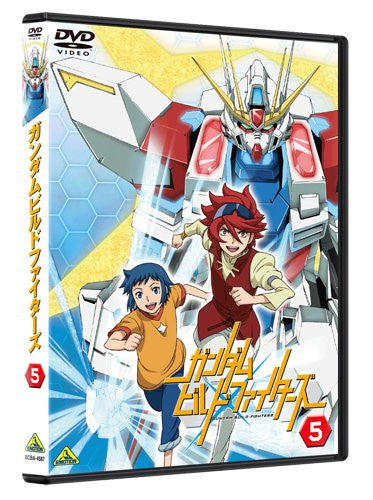 Image 2 for Gundam Build Fighters Vol.5