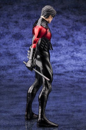 Image 6 for Justice League - Nightwing - DC Comics New 52 ARTFX+ - 1/10 (Atelier Bamboo, Kotobukiya)