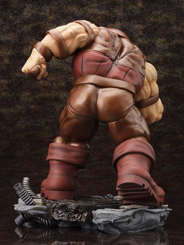 Image 6 for X-Men - Juggernaut - Fine Art Statue - 1/6 (Kotobukiya)