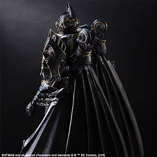 Image 6 for DC Universe - Batman - Play Arts Kai - Variant Play Arts Kai - Timeless - Steampunk (Square Enix)