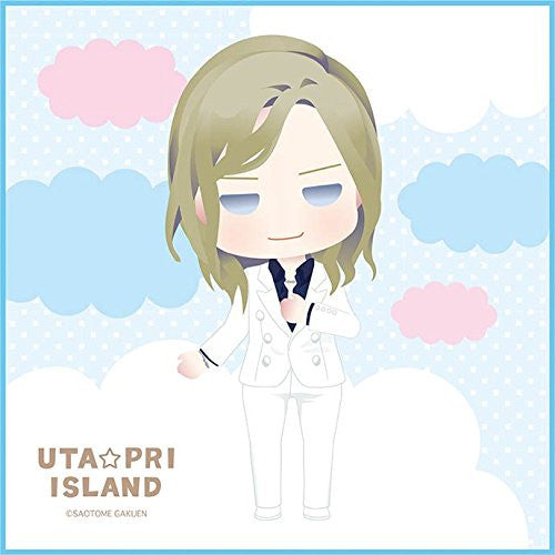 Image 1 for Uta no☆Prince-sama♪ - Camus - Mini Towel - Uta☆Pri Island (Broccoli)