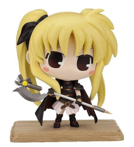 Image 1 for Mahou Shoujo Lyrical Nanoha The Movie 1st - Fate Testarossa - Soft Vinyl Figure (Movic)