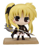 Thumbnail 1 for Mahou Shoujo Lyrical Nanoha The Movie 1st - Fate Testarossa - Soft Vinyl Figure (Movic)
