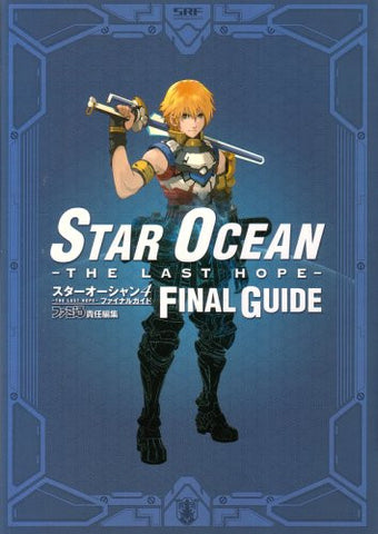 Image for Star Ocean: The Last Hope Final Guide