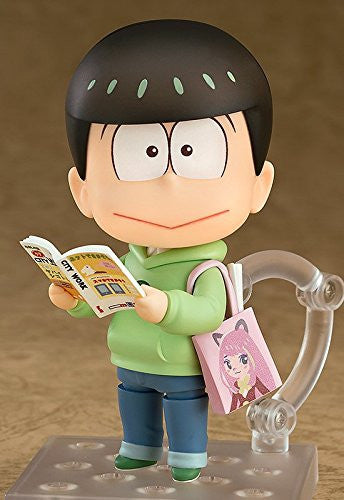 Image 6 for Osomatsu-san - Matsuno Choromatsu - Nendoroid #637 (Orange Rouge)