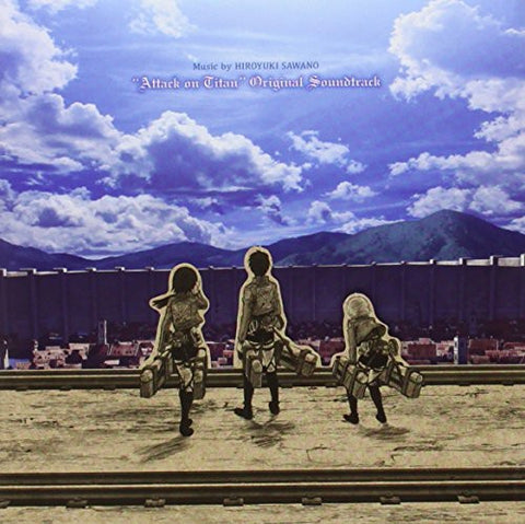 "Image for ""Attack on Titan"" Original Soundtrack"