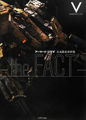 Armored Core V Official Setting Guide   The Fact