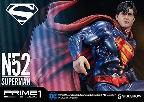 Image 5 for Justice League - Superman - Premium Masterline PMN52-01 - 1/4 - The New52! (Prime 1 Studio, Sideshow Collectibles)