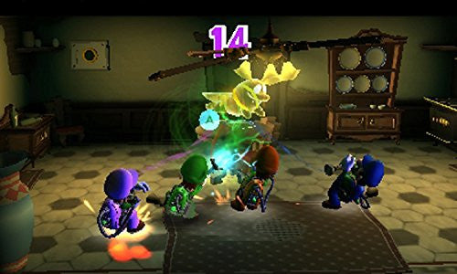 Image 2 for Luigi's Mansion 2 (Happy Price Selection)