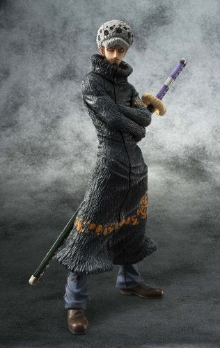 "Image 2 for One Piece - Trafalgar Law - Excellent Model - Portrait Of Pirates ""Sailing Again"" - 1/8 - Timeskip (MegaHouse)"