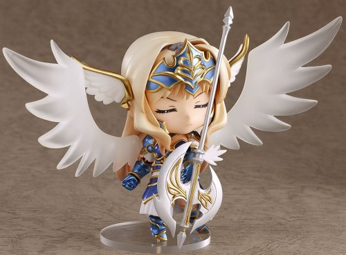 Image 5 for Aquapazza - Final Dragon Chronicle -Guilty Requiem- - To Heart 2 - Kusugawa Sasara - Nendoroid #272 - Valkyrie ver. (Good Smile Company)