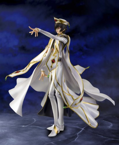 Image 9 for Code Geass - Hangyaku no Lelouch R2 - Lelouch Lamperouge - G.E.M. - 1/8 - Emperor (MegaHouse)
