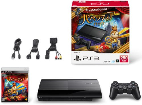 Image 2 for PlayStation3 New Slim Console - Puppeteer Pack