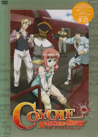 Image for Coyote Ragtime Show Vol.3