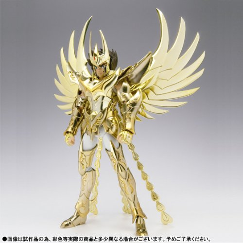 Image 1 for Saint Seiya - Phoenix Ikki - Saint Cloth Myth - Myth Cloth - 4th Cloth Ver - Kamui, OCE - Original Color Edition (Bandai)