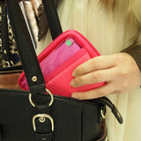 Thumbnail 2 for Signal Pouch for 3DS LL (Purple)