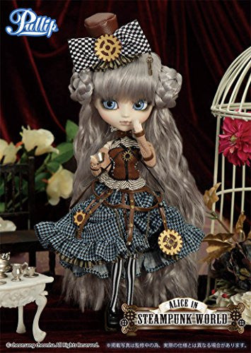 Image 6 for Pullip P-152 - Pullip (Line) - Mad Hatter - 1/6 - Alice In Steampunk World (Groove)
