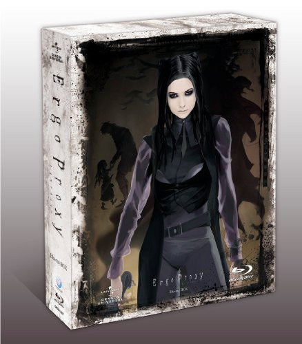 Image 2 for Ergo Proxy Blu-ray Box [Limited Edition]