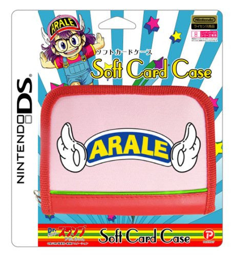 Image 2 for Dr. Slump Soft Card Case (Arale)