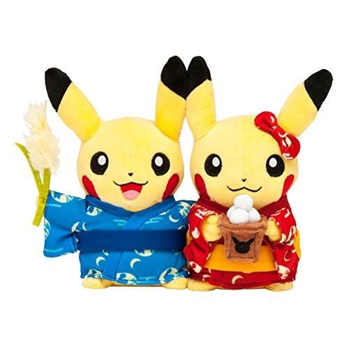 Pocket Monsters - Pikachu - Monthly Pair Pikachu - September