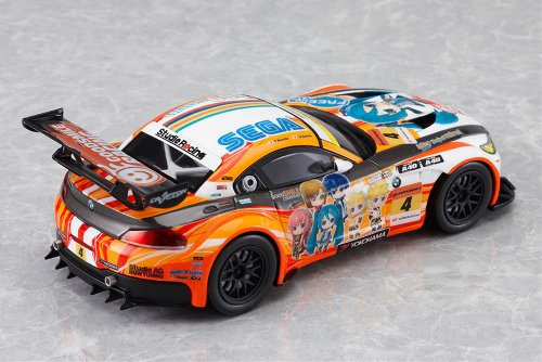Image 3 for GOOD SMILE Racing - Project Mirai - Vocaloid - Hatsune Miku - Itasha - Project Mirai BMW 2012 - 1/32 - Season Opening ver. (Good Smile Company)