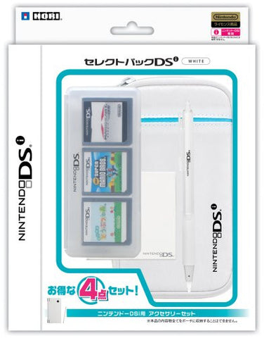 Select Pack DSi (White)