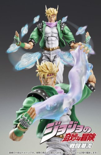 Image 4 for Battle Tendency - Jojo no Kimyou na Bouken - Caesar Anthonio Zeppeli - Super Action Statue #31 (Medicos Entertainment)