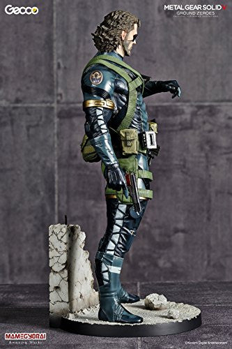Image 10 for Metal Gear Solid V: Ground Zeroes - Naked Snake - 1/6 (Gecco, Mamegyorai)