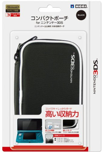 Image 1 for Compact Pouch 3DS (Black)