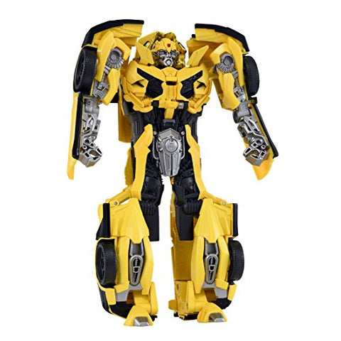 Transformers: The Last Knight - Bumble - Turbo Change Series - TC-02 - Big Bumblebee (Takara Tomy)