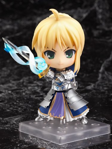 Image 5 for Fate/Stay Night - Saber - Nendoroid #121 - Super Movable Edition (Good Smile Company)