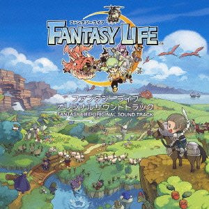 Image 1 for FANTASY LIFE ORIGINAL SOUND TRACK