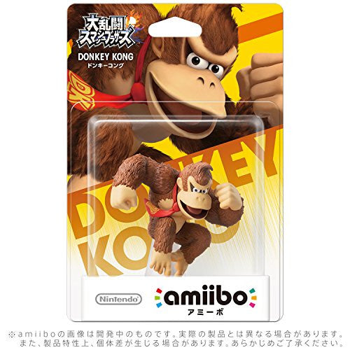 Image 2 for amiibo Super Smash Bros. Series Figure (Donkey Kong)