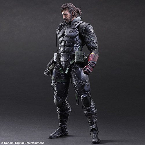Image 8 for Metal Gear Solid V: The Phantom Pain - Venom Snake - Play Arts Kai - Sneaking Suit ver. (Square Enix)