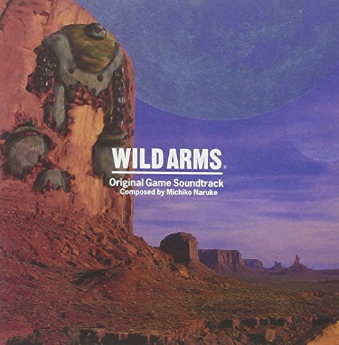 Image 1 for WILD ARMS Original Game Soundtrack