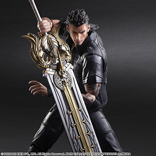 Image 3 for Final Fantasy XV - Gladiolus Amicitia - Play Arts Kai (Square Enix)