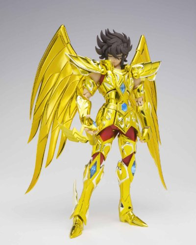 Image 4 for Saint Seiya Omega - Sagittarius Seiya - Saint Cloth Myth - Myth Cloth (Bandai)