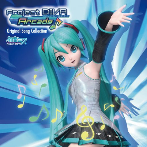 Miku Hatsune -Project DIVA Arcade- Original Song Collection