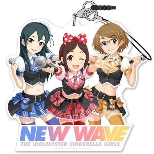 The Idolmaster Cinderella Girls - New Wave - Acrylic Strap