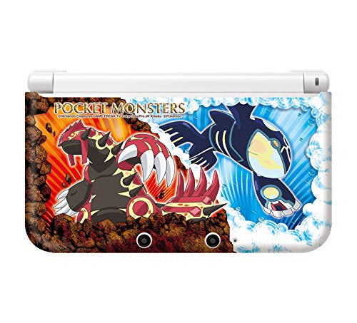 Image 2 for Pokemon Hard Cover for 3DS LL (Genshi Kaiki)