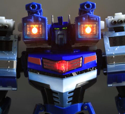 Image 5 for Transformers Animated - Ultra Magnus - Ultra Magnus Light & Sound (Takara Tomy)