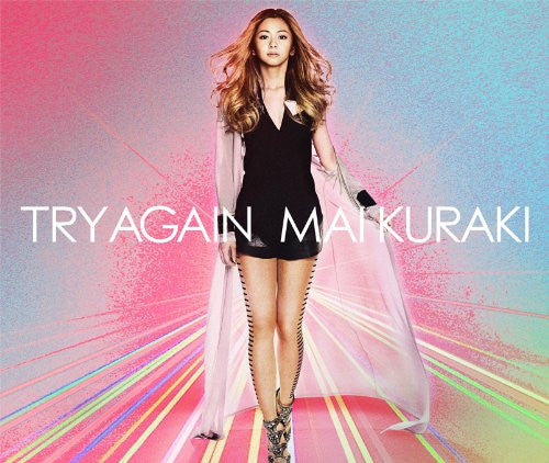 Image 1 for TRY AGAIN / Mai Kuraki