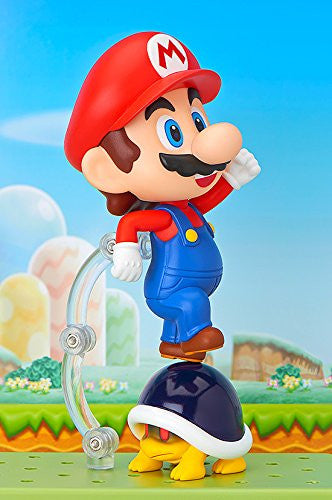 Image 4 for Super Mario Brothers - Mario - Boo - Super Kinoko - Met - Nendoroid #473 (Good Smile Company)