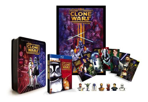 Image 1 for Star Wars: The Clone Wars First Season [Limited Edition]