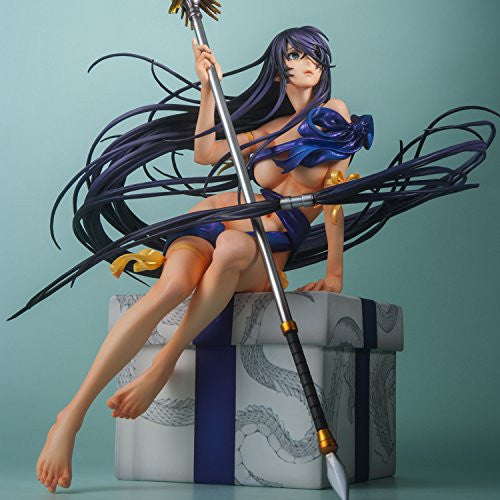 Image 8 for Ikki Tousen - Kan'u Unchou - Ribbon Doll Collection (Union Creative International Ltd)