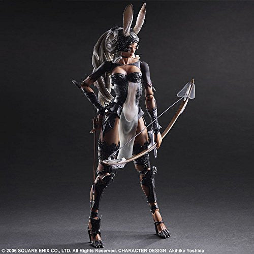 Square Enix Final Fantasy Play Arts Kai Oerba Yun Fang /& Vanille Figures Loose