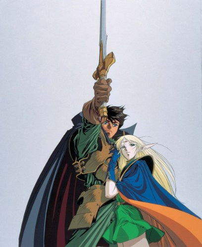 Image 2 for Record of Lodoss War - Ova Ver. Digitally Remastered Blu-ray Box