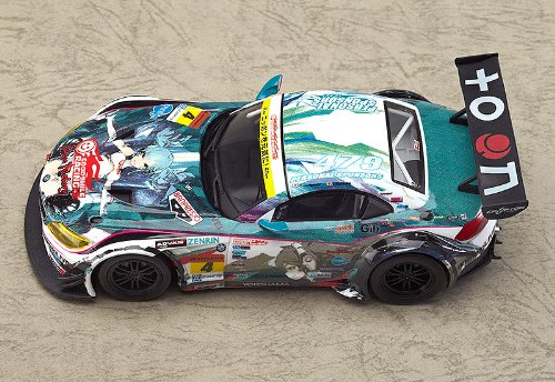 Image 4 for GOOD SMILE Racing - Vocaloid - Hatsune Miku - Itasha - 2014 Hatsune Miku GOOD SMILE Racing BMW Z4 GT3 - 1/32 - BMW Z4 GT3 - 2014 Season Opening Version (Good Smile Company)